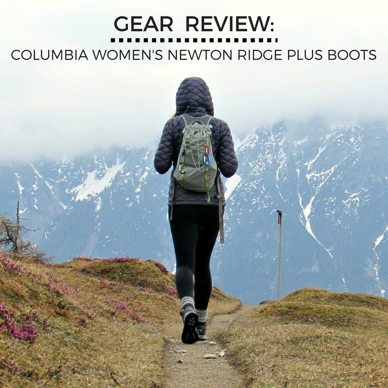 e86fd5c2dcc Columbia Women's Newton Ridge Plus Hiking Boot Review - A Rexburg ...